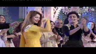 Neelam Muneer Dance   Eid Lounge   Sahir Lodhi Eid  Special   TV One   2017
