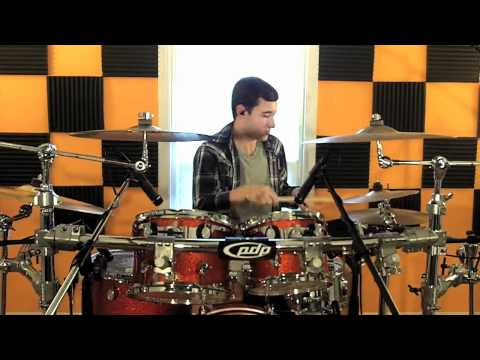 Pumped Up Kicks By Foster The People - Drum Cover video