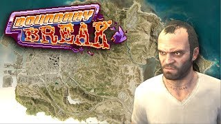 Off Camera Secrets | Grand Theft Auto V - Boundary Break