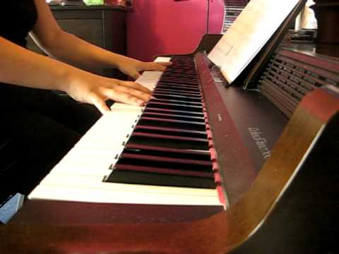 I Dreamt Of Edward-carter Burwell From Twilight (piano) video