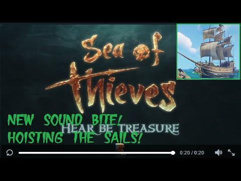 Sea of Thieves News: Hoisting the Sails Sound Bite
