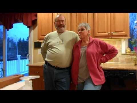 Mr. and Mrs. Cornwell