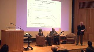 State of the Climate Debate: Patrick Michaels and Judith Curry