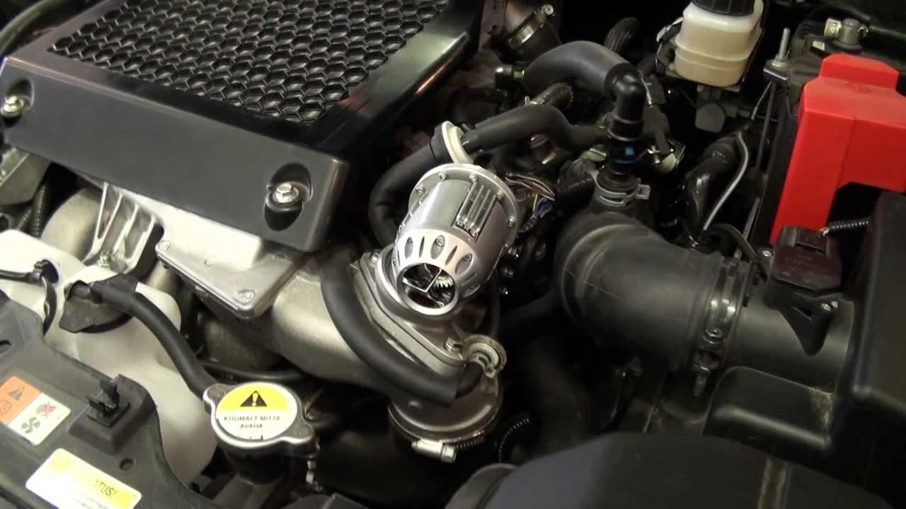 Mazda Cx 7 >> Mazda CX-7 Blow Off HKS Super SQV IV - YouTube