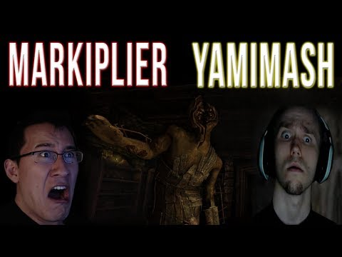Markiplier and Yamimash Play Amnesia!