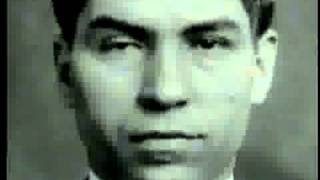 Lucky Luciano Full Documentary - Charles Lucky Luciano Biography - Lucky Luciano Crime Bos