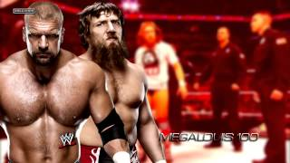 "Daniel Bryan vs. Triple H Wrestlemania 30 Promo Song - ""Monster"" With Download Link"