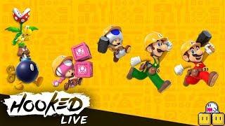 Mehr Super Mario Maker 2 mit Mats! (Stream vom 11.07.)