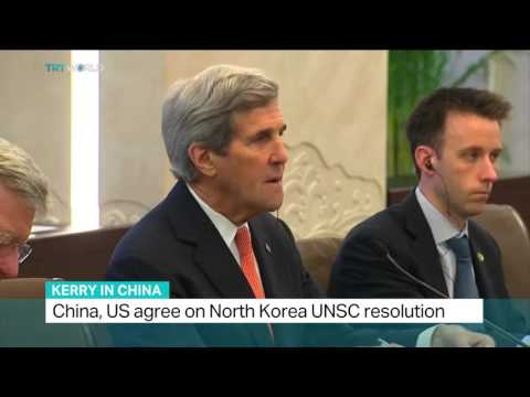 US Secretary of State John Kerry visits China, Dan Epstein reports from Beijing