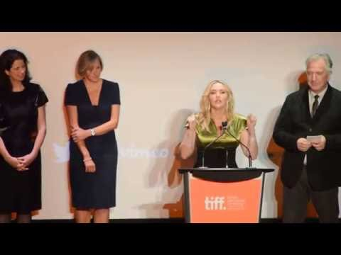 TIFF KATE WINSLET Closing night (Leopoldo Soto)