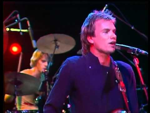 The Police - Hole In My Life (live in Paris &#039;79)
