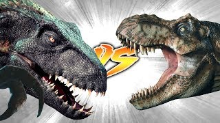 INDORAPTOR VS T. REX [Who Would Win?]