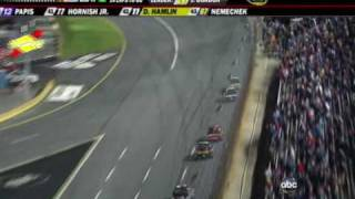 2009 NASCAR Banking 500 - Jimmie Johnson Wins