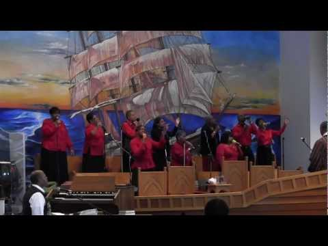 One Voice Gospel Choir, Holy Holy Holy, Is The Lord God Almighty.wmv video