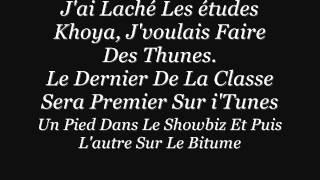 "La Fouine Ft Taliani ""Va Bene"" Paroles"