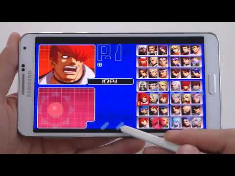 King of Fighters 2002 con Personajes Ocultos para Android + Descarga