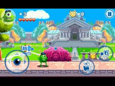Monsters University  [JAVA touch]