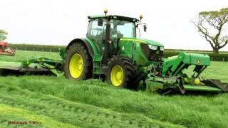 The Race - Two Triples, John Deere vs. New Holland.