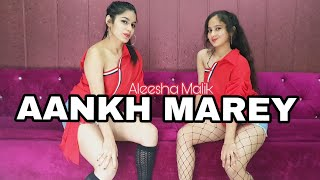 Simmba Aankh Marey Quick Choreography Ranveer Singh Sara Ali Khan Neha Kakkar Aleesha Malik