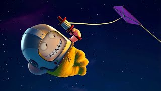 FLY ME TO THE MOON | NEW Episodes | The Oddbods Show