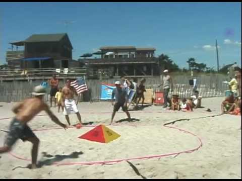 Trangleball® Tournament 2001