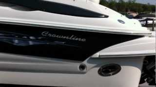 On land & on water walk around of the 2006 Crownline 275CCR