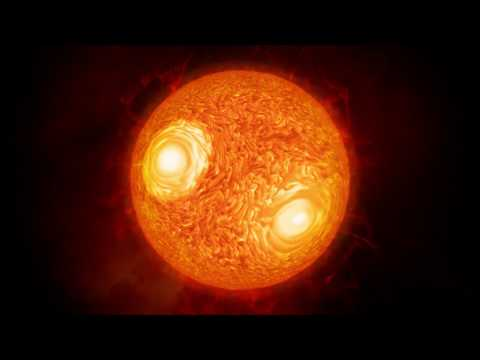 Antares: The best view of a stars surface and atmosphere (not including our sun of course!)
