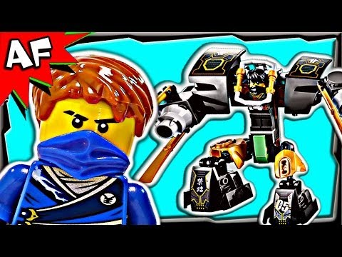 THUNDER RAIDER 70723 Lego Ninjago Rebooted Animated Building Set Review