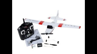 Wltoys F949 Cessna 182 review - Wltoys F949 Airplane - RCmoment