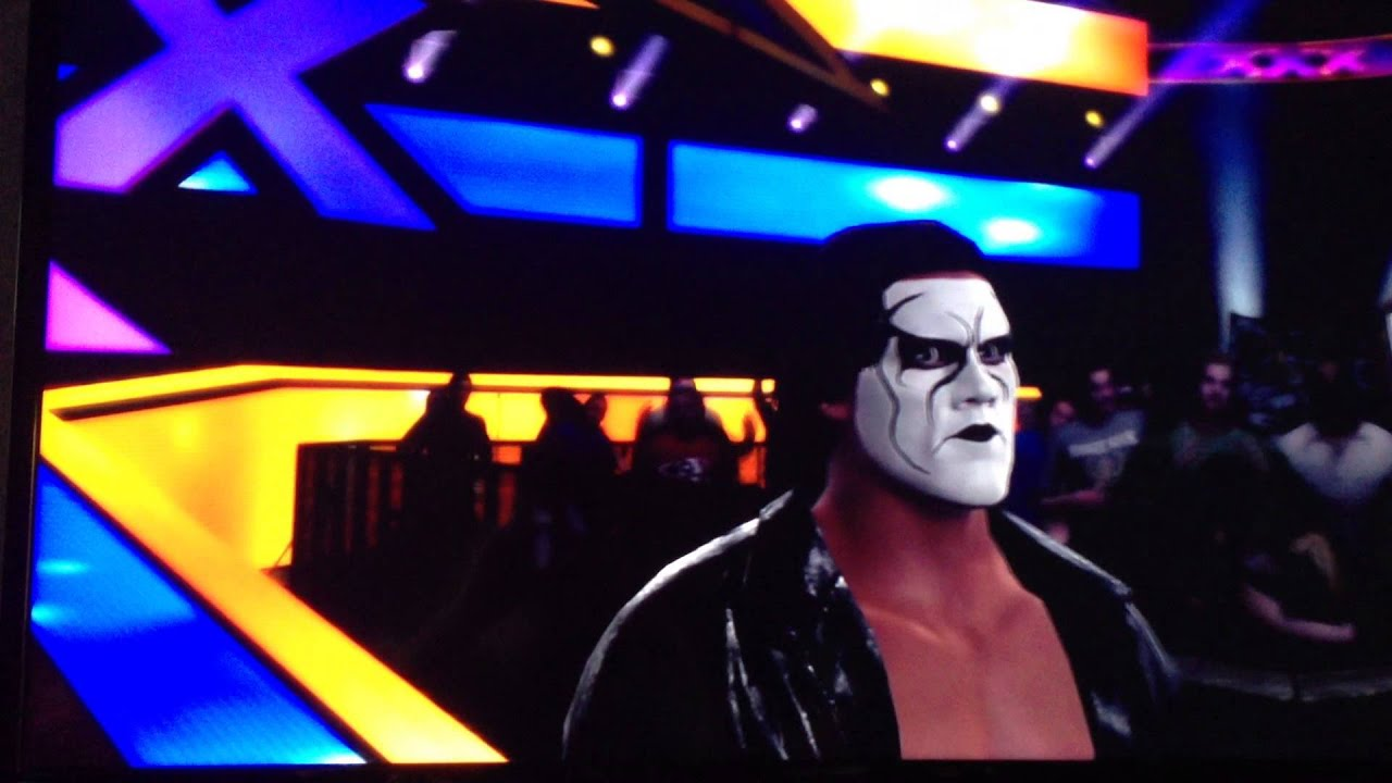 Wwe Sting 2k15 Entrance | www.pixshark.com - Images ...
