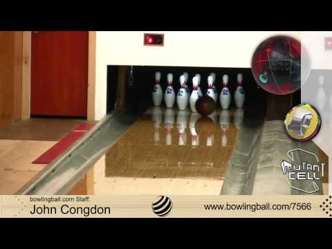 Roto Grip Mutant Cell Bowling Ball Video by bowlingball.com