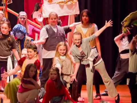 Bellingham Memorial Middle School - Aladdin