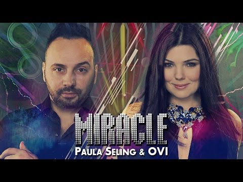 Miracle - Paula Seling & Ovi (live) Eurovision Romania 2014 video
