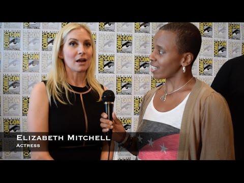 60 Seconds with Elizabeth Mitchell