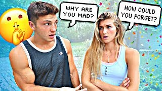 FORGETTING MY GIRLFRIENDS BIRTHDAY PRANK!!