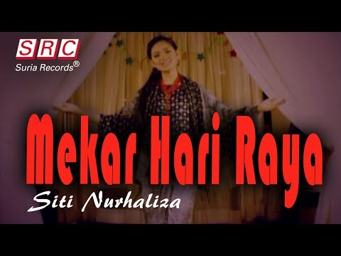 Siti Nurhaliza - Mekar Hari Raya (official Music Video - Hd) video