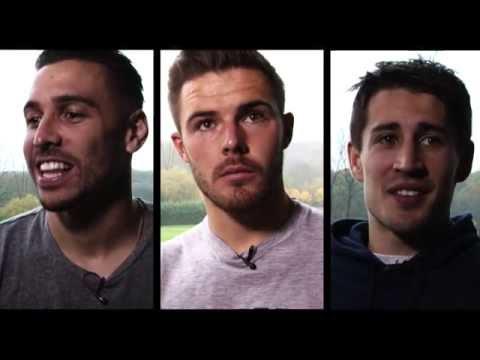 Teammates | Bojan, Butland, Cameron
