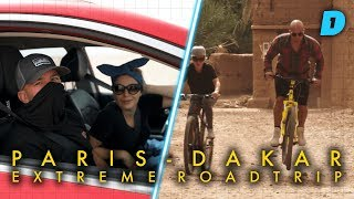 VERDWAALD IN DE SAHARA?? - EXTREME ROADTRIP #4