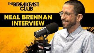 Comedian Neal Brennan Talks