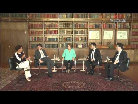Eleições 2014: entrevista com Dilma Rousseff