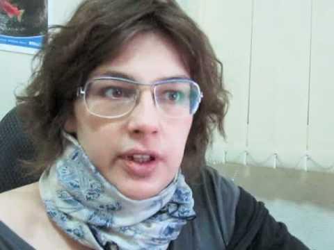 Полина Колозариди о религиозной журналистике