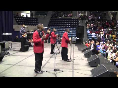 "Roy and Revelation ""Thank You"" Family Fest Albany GA 2014"