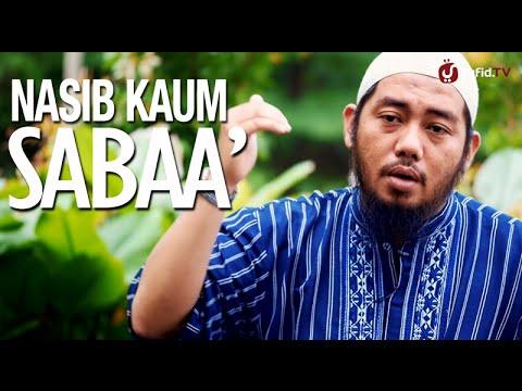 Ceramah Singkat: Nasib Kaum Saba - Ustadz Abu Fairuz, Lc