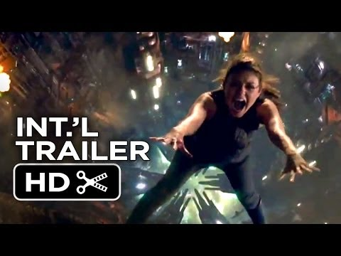 Jupiter Ascending International TRAILER 1 (2013) - Wachowski Siblings Movie HD