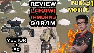 VECTOR X6 MEDIUM RANGE SESAKIT APA SIH ?? - PUBG MOBILE INDONESIA