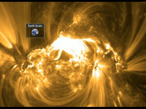 Solar Storm Grounds Airlines, More Expected! S0 News Nov 5, 2015