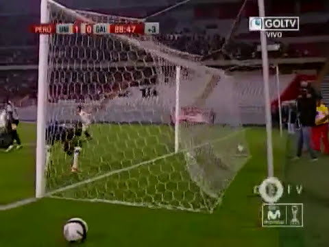 Tuteve.tv / Universitario 1 - José Gálvez 0