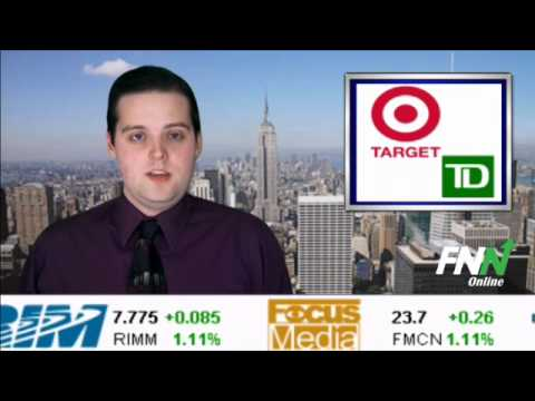 Target Sells Credit Card Business To TD Bank