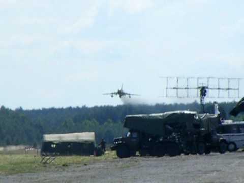Su 22 low pass / Niski przelot su-22