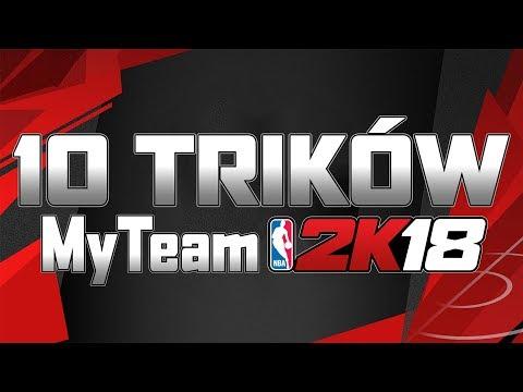 10 PORAD I TRIKÓW ► NBA 2K18 MyTeam | Poradnik